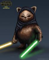Jedi Master by pizdUrRart