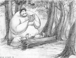 Jungle book by zinph1212