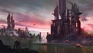 Castle by zinph1212