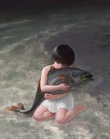 Dead Fish by zinph1212