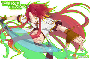 Tales of the Abyss by sanri33