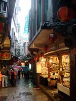 street life in Taiwan by bling-bang