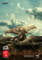 EAGLESAURUS by PixxiCastle