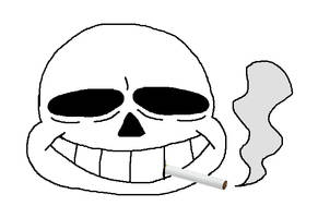 smoking kills but i'm already dead by piss-party