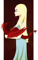 Daenerys by Komeko