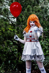LaineyCat Cosplay | You'll Float Too! by Knightmare6