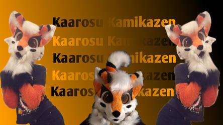 Kaarosu Kamikazen's Banner by waterfall2117