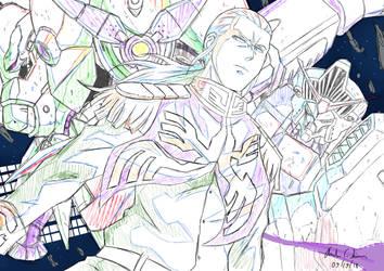 Anavel Gato (sketch) by innovator123
