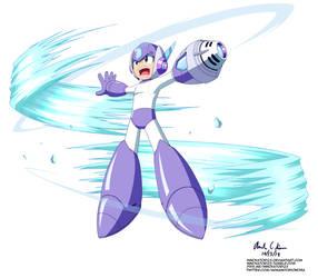 Megaman 11 - Tundra Storm by innovator123