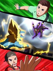 Commission: Pokemon Print 2 by innovator123