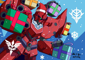 Christmas Neo Zeong by innovator123