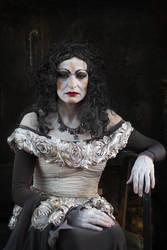 The Madam ('Mask' series) by Moniquette