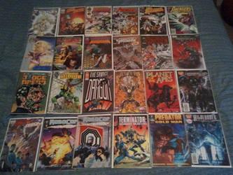 Comic Books! by orellana21