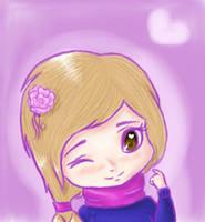 Chibi by Kiumii