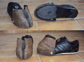 hooves by Ermelyn