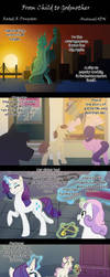 Patreon Reward: From Child to Godmother Page 1 by Rated-R-PonyStar