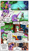 Two Sisters Go Camping Page 10 (End) 2.0 by Rated-R-PonyStar