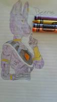 Lord Beerus by DemonDamon97