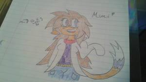 Genderbend Mimi (Fan Art) by DemonDamon97