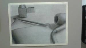 Art Institute Chicago: Artwork Tour P.2 by DemonDamon97