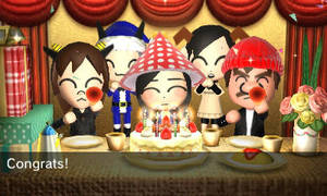 Happy Birthday Lucy! by DemonDamon97
