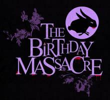 Birthday Massacre Flyer by birthdaymassacre