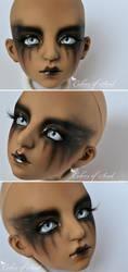 Face-Up Maskcatdoll Yael by prettyinplastic
