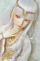 white snake princess 02 by prettyinplastic