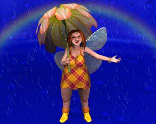 April Fairy by Maehem