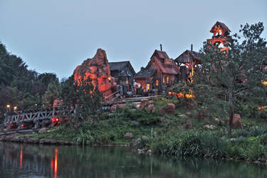 Big Thunder Mountain #3 by Corvin0