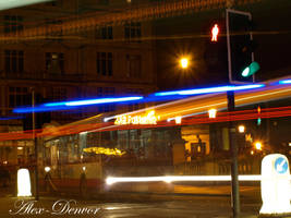 Bath City - Slow Shutter Speed by Alex-Denvor