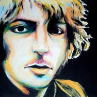 Syd Barrett. by guitarsallly