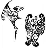Celtic Tattoos by SlutMut