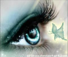 blue eye by eriikaa