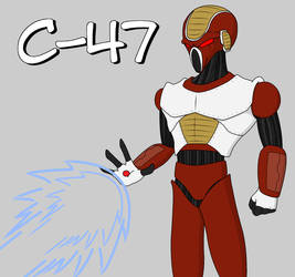 Concept: C47 Upgrade by bringerofdeathDBZ