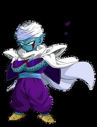 Clone Piccolo III (I-Am-So-Original) by bringerofdeathDBZ