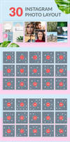 30 Instagram Photo Layout by ottoson