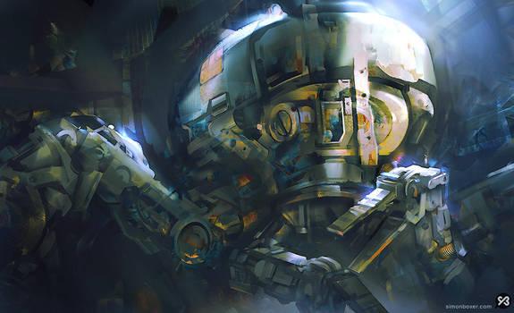 Crabbot by SimonBoxer