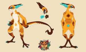 Honey Tiger by estrrapade
