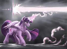 Magic Laserbeam by DoomSp0rk