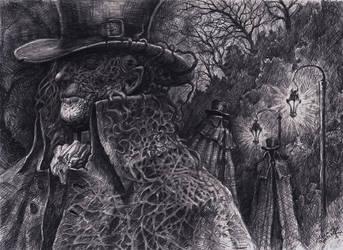 Shadow Walkers by Xeeming