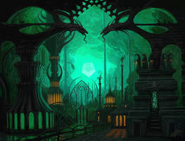 The Gates of Dream by Xeeming