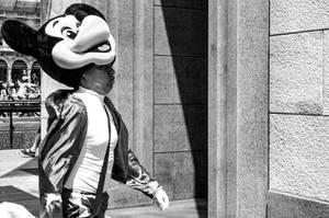 Mickey man by Elerko