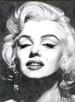 Marilyn Monroe by 7-WC