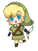 SS Collab: TP Link by nyapo