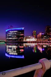 Quays by Light by NeilBattyPhotography