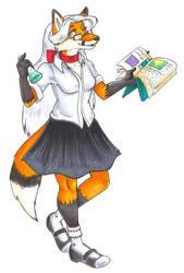Phormfox -- Colors by dani-kitty
