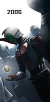 Kamen Rider Kabuto by lamchunhin
