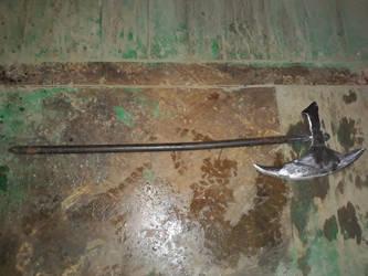 Bearded axe by shadowthebladesmith