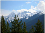 British Columbia Glaciers by hoodie2u